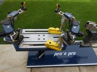 pros pro racket stringing machine