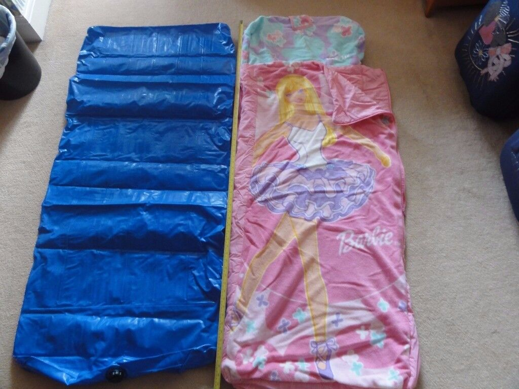 """Barbie """"Ready Bed"""" for sleepovers / camping"""