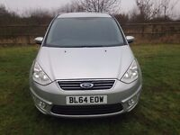 Ford Galaxy 2.0 TDCi Zetec Powershift 7 SEATER & AUTOMATIC & FULL SERVICE HISTORY