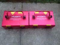 Kam 3d Disco Laser Light Dmx Star Cluster. 1 Pair Disco Lights