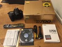Nikon D700 Full Frame (FX) Camera