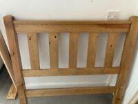 FREE. Single bed frame