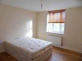 Spacious and bright double bedrooms available in CLAPTON! Call now to book a viewing!
