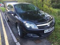 Vauxhall Astra SRI 1.7 CDTI Black Diesel 3 Door 58 (09)