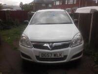 Vauxhall Astra van cdti 6 speed gearbox