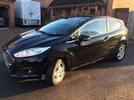 2013 1.0 Ford Fiesta zetec with ecoboost (start/stop) 3dr