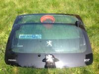 Peugeot 107 Tailgate Glass