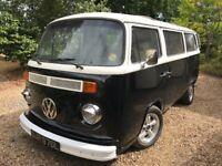 VW T2 Bay Camper 1973
