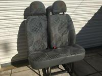 2008 ford transit passenger double seat