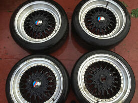BMW Konig Split Rims