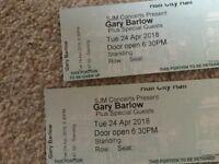 Gary barlow hull city hall