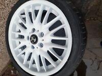 Bmw wheels tyers
