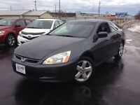 2007 Honda Accord EX-L 2DR. V-6/6-SPEED/LEATHER/ROOF CALL BELLEV