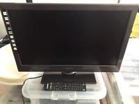 Sanyo 21.5 inch TV