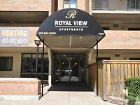 One Bedroom For Rent at Royal View - 1320 16th Avenue SW