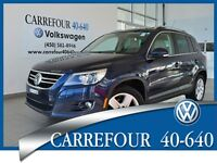 2011 Volkswagen Tiguan 2.0T Highline 2.0T 4Motion Cuir+Mags+Toit