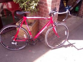 For sale Mizani 56cm racing bike
