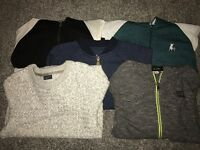 *EXCELLENT CONDITION* Boys Jumpers/Hooded tops 7-8 yrs