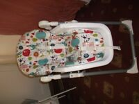 mamas and papas highchair for £20