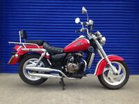 Mint 2015 Lifan King Cruiser Chopper 125cc , Hpi Clear , Low Miles Custom Cruiser Just 2 Years Old