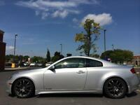 2006 Infiniti G35 coupe NEW PRICE