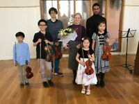 Experienced Violin Teacher with degrees from Royal College of Music
