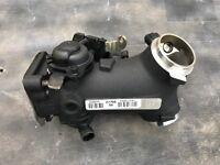 Harley Davidson fuel injector throttle body intake and sensors