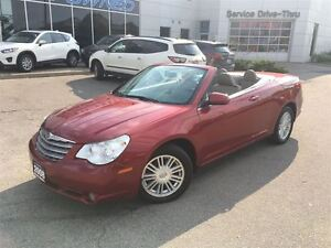 2008 Chrysler Sebring Touring LEATHER CONVERTIBLE COUPE