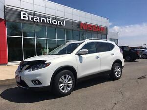 2014 Nissan Rogue SV FAMILY TECH PACKAGE