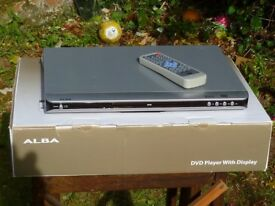 Alba DS-5711D DVD Player.