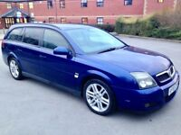2005 55 VAUXHALL VECTRA SRI 1.9 CDTI 6 SPEED ESTATE # cheap insurance model # cruise