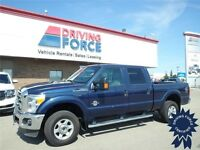 Blue Jeans Metallic 2014 Ford Super Duty F-350 SRW XLT Truck