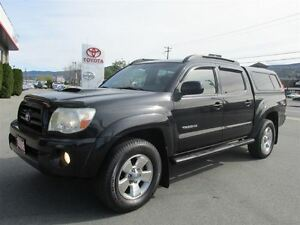 2006 Toyota Tacoma TRD SPORT V6 4WD 6 speed manual