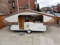 Wanted Any Pennine/Conway Folding Camper