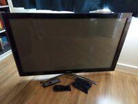 "50"" Samsung 3D Television PS50C680"