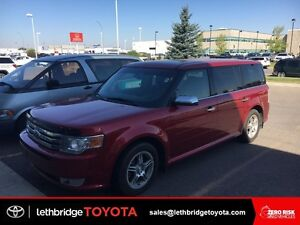 Certified 2010 Ford Flex Limited AWD - 7 PASSENGER! LEATHER!