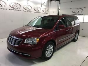 2015 Chrysler Town & Country Premium/CARPROOF CLEAN/STOW 'N GO/N