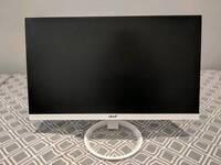 """Acer 1080p 24"""" LED IPS monitor"""