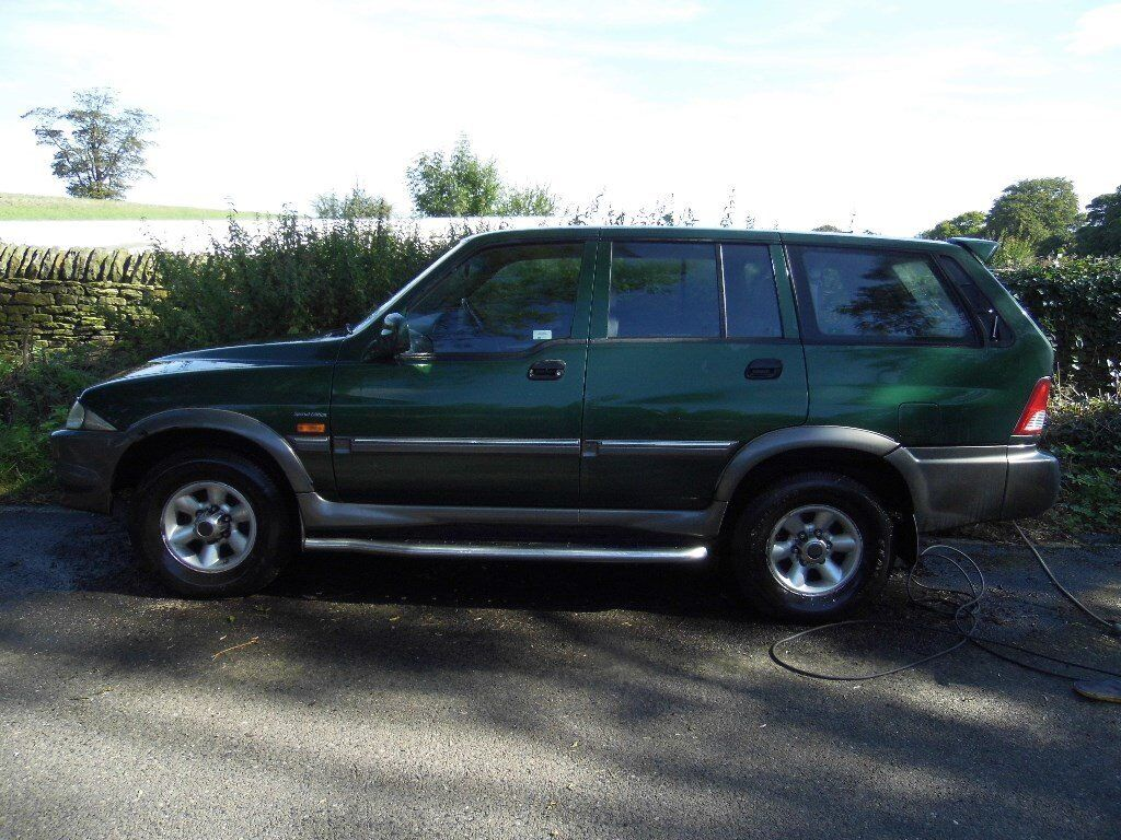 DAEWOO 4X4 MUSSO | in Sheffield, South Yorkshire | Gumtree