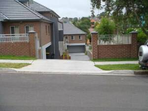 Near Kogarah, luxury new townhouse with 1 room available