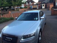 Audi A6 saloon 57 plate great condition with only 96000miles