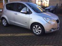 2010 Vauxhall Agila 5 Door Cheap to Run,Full Dealer History&Mot