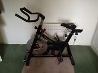Ex Gym Tomahawk Exercise Bike in very good condition.