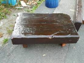 homemade bespoke furniture