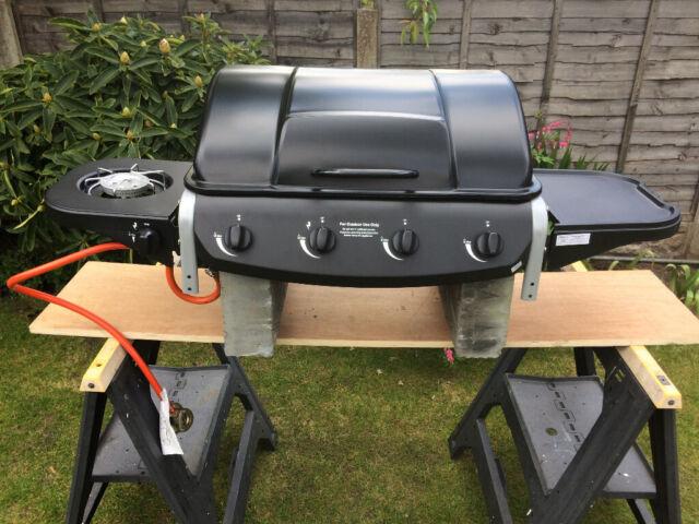 Argos 4 Burner Propane Gas Bbq With Side Burner Brand New Legs Missing In Sutton Coldfield West Midlands Gumtree