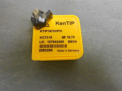 Kennametal Ktip1870hpm Kc7315 Kentip 2983296 Carbide Insert Blade