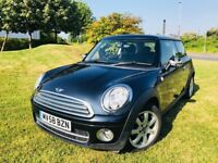 Mini Cooper 1.6 diesel 2009 Full Service History 20£ tax low mileage Long mot Mint Condition