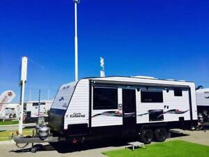 "2019 Silver Valley Family Getaway 21'6"" Rockingham Rockingham Area Preview"