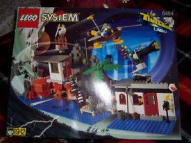 Lego Time Cruiser