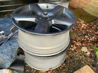 Alloy wheels from Audi A4